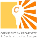 logo koalicji Copyright For Creativity