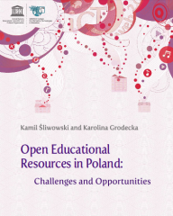 open educationa resources in poland - okładka