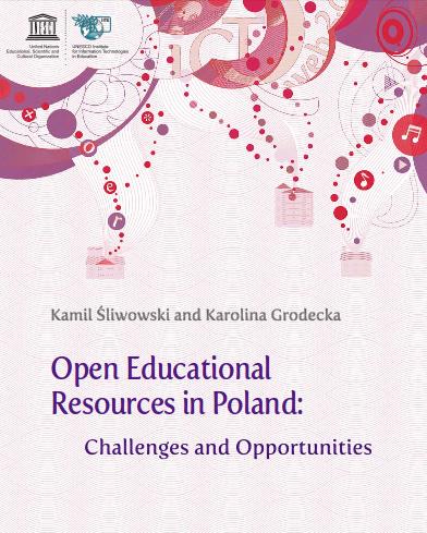 open educationa resources in poland - okładka