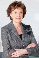 Komisarz Neelie Kroes (źr. facebook.com:NeelieKroes)