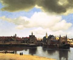 Od Vermeera dowieży Eiffla – wzlot iupadek europejskiej panoramy