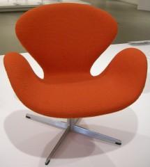 NGV projekt, Arne Jacobsen, Swan Chair, 1958