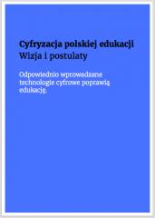 Cyfryzacja polskiej edukacji