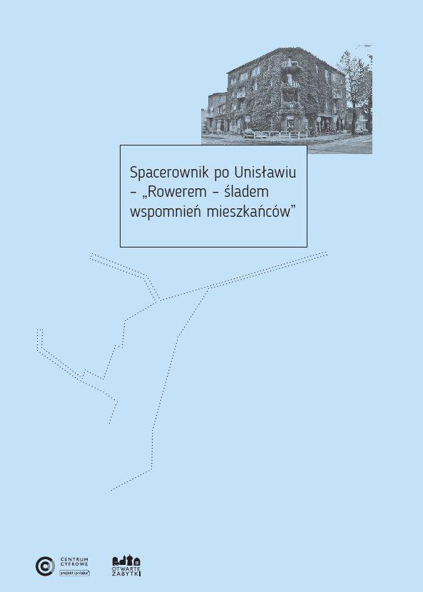 spacerownik_Unisław_okładka