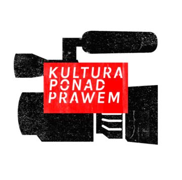 Kultura ponad prawem - logo projektu