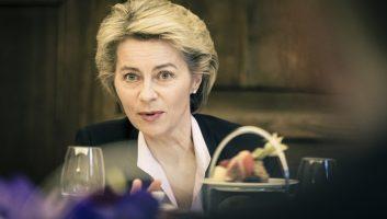 kandydatka na przewodniczącą Komisji Europejskiej