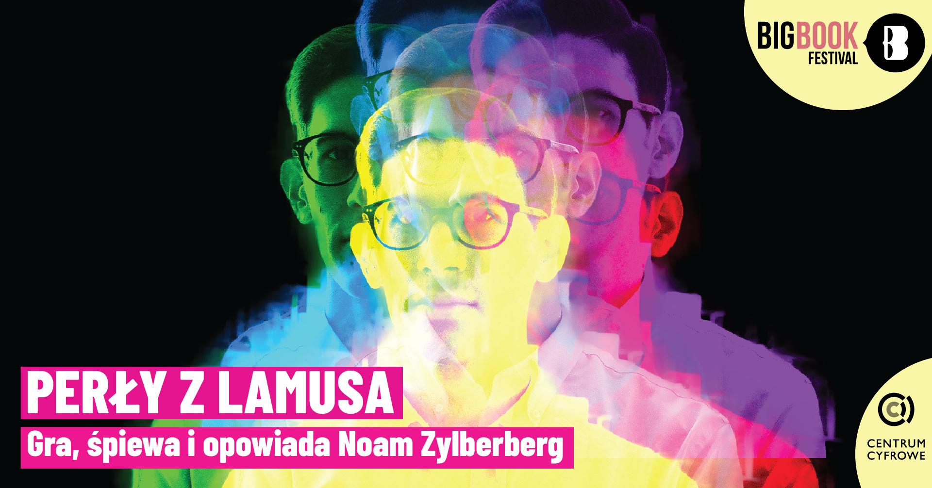 PERŁY Z LAMUSA-NOAM ZYLBERBERG-WYDARZENIE FACEBOOK-BIG BOOK FESTIVAL 2020