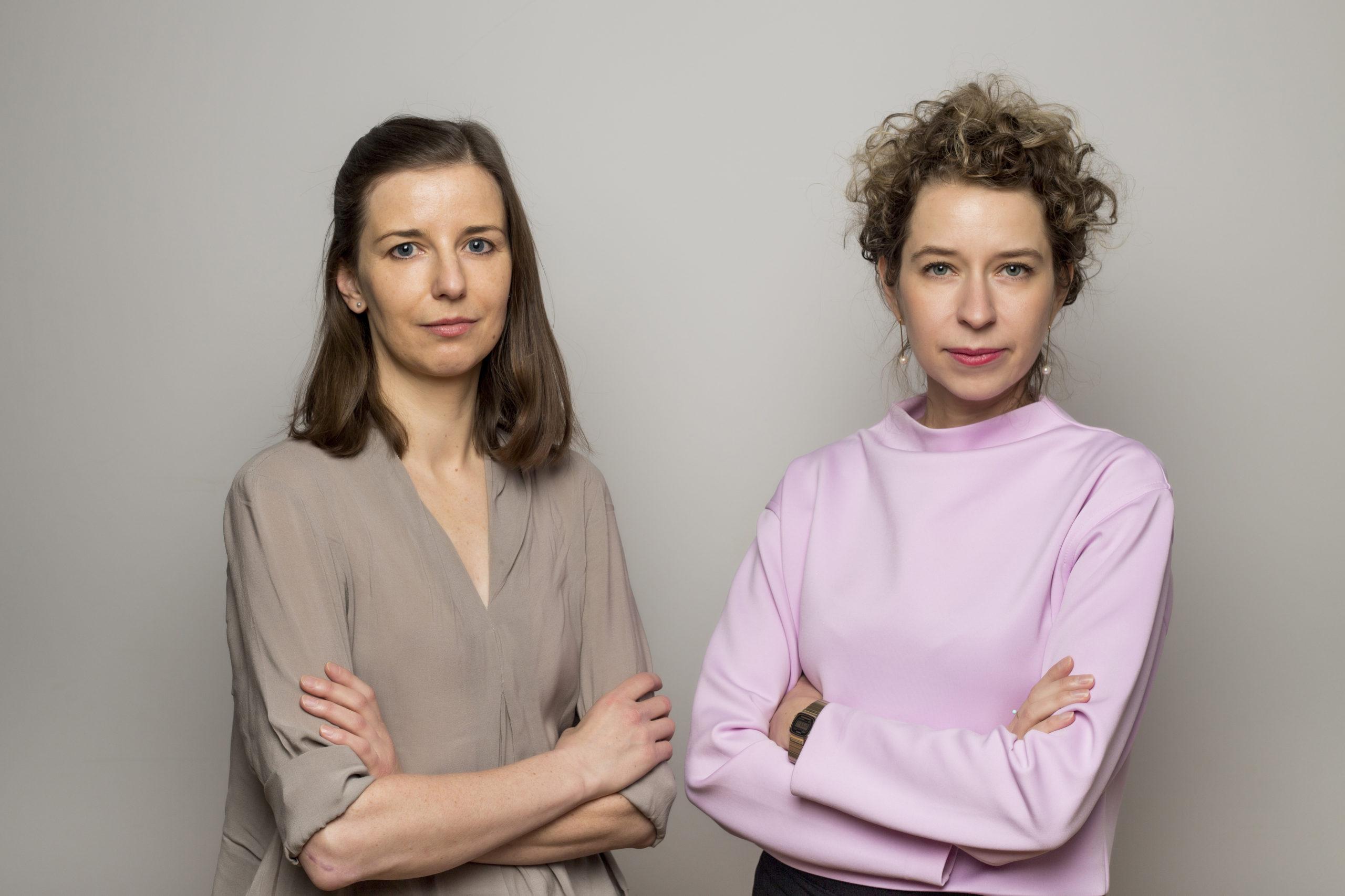 Magdalena Biernat i Aleksandra Janus