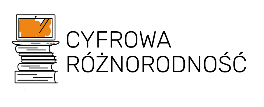 logo cyfrowa różnorodność